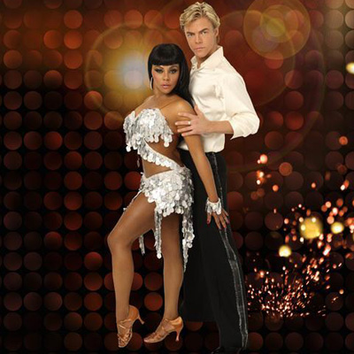 Lil' Kim and Derek Hough on DWTS | Pure Dancing with the Stars