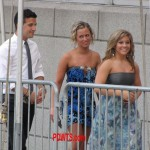 CMT Awards Red Carpet - Mark Ballas and Shawn Johnson