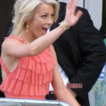 CMT Awards Red Carpet Julianne Hough 2