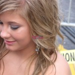 CMT Awards Red Carpet Shawn Johnson 2