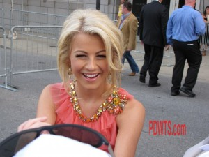 CMT Awards Red Carpet Julianne Hough 11