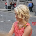 CMT Awards Red Carpet Julianne Hough 12