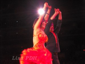 Cheryl Burke Gilles Marini SJF 2