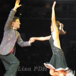 Mark Ballas Kristi Yamaguchi SJF