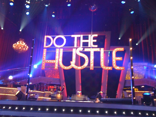Do the Hustle!!