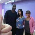 Chad, Nicole, Cheryl and Derek's Thumb