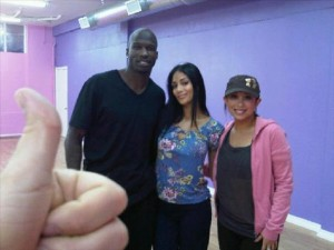 Chad, Nicole, Cheryl and Derek's Thumb