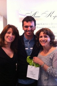 Anne Koplik - Dancing with the Stars Gifting - Tony Dovolani