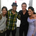 NappyTabs Ricki Lake Derek Hough