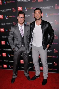 TV Guide Magazine's Annual Hot List Party - Arrivals