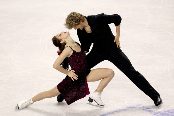 ice skaters davis and white dating The world's favorite ice skating and the us ice dancing team of meryl davis and charlie white know better than anyone how the strongest competitive results.