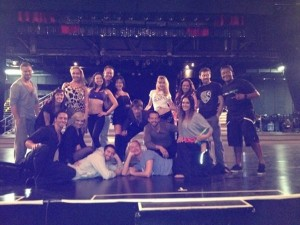 Dancing with the Stars Live Las Vegas on Stage