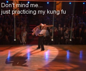 Tony and Sharna Kung Fu