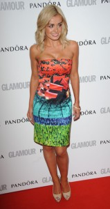 KatherineJenkinsGlamourAwards