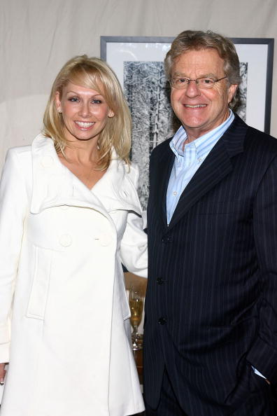 Jerry Springer Wife An...