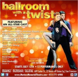 BallroomWithATwistPoster