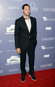 MaksimChmerkovskiyAustraliansFilmAwards