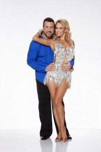 JOEY FATONE, KYM JOHNSON