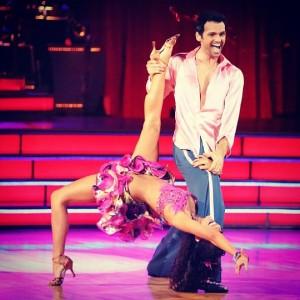 Melissa and Tony Samba