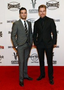 2013 Fighters Only World Mixed Martial Arts Awards - Red Carpet