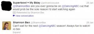 Shannon Bex 1