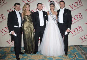 The 58th Annual Viennese Opera Ball