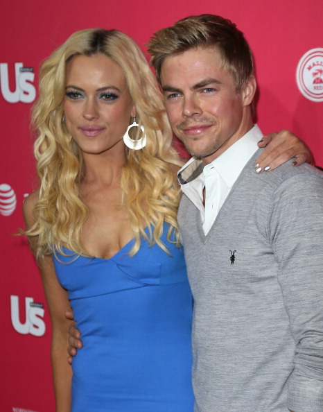 Peta Murgatroyd And Derek Hough