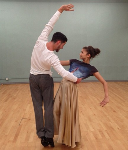Val and Zendaya