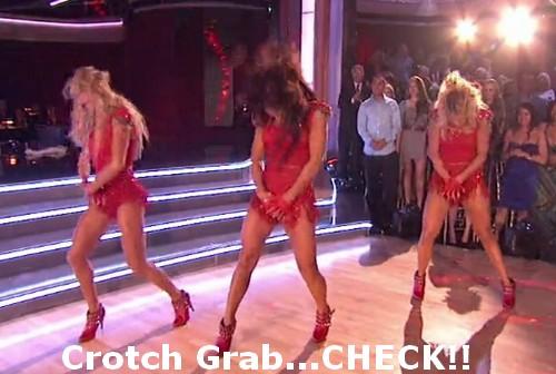 crotchgrab