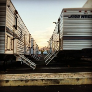 the trailers