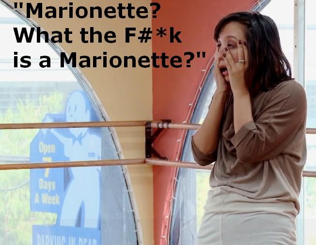 Marionette Cheryl