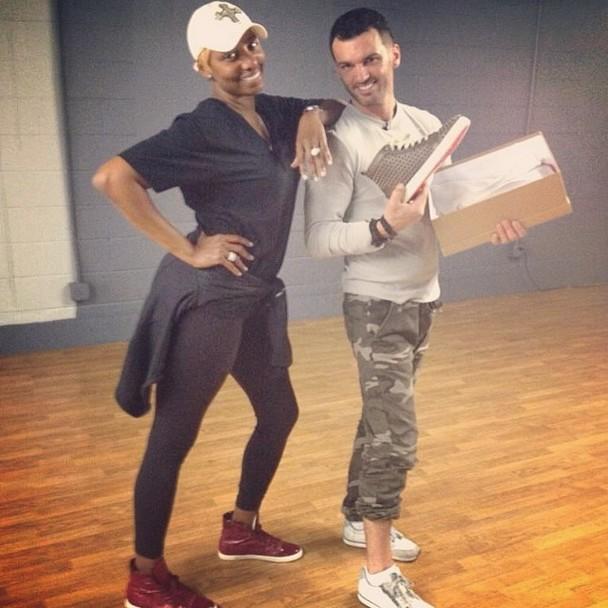 NeNe and Tony