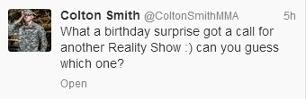 Colton Smith UFC
