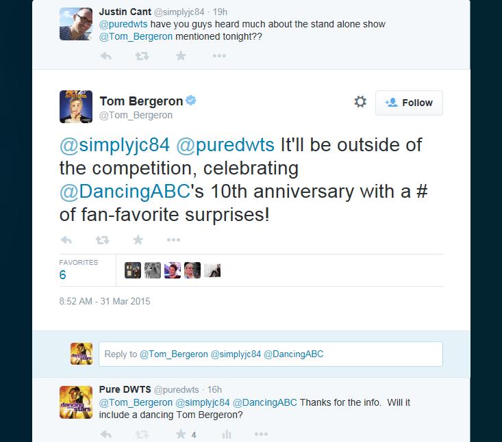 TomBergeronShow