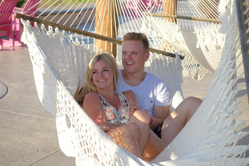 Lindsay and Sam at Villa del Palmar at the Islands of Loreto DSC00018