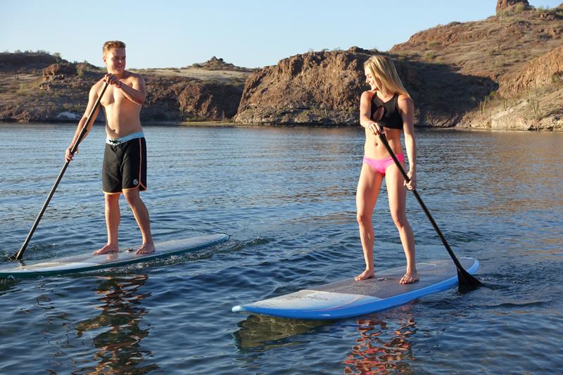 Sam and Lindsay at Villa del Palmar at the Islands of Loreto DSC00078