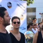 DWTS At The Grove  by Abc7George2