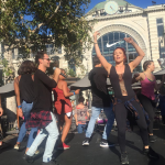 DWTS At The Grove  by KristinKosmotolgy