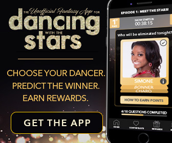Dancing With the Stars Fantasy App