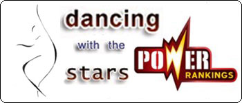 Dancing with the Stars Power Rankings
