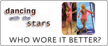 Dancing with the Stars Who Wore It Better?