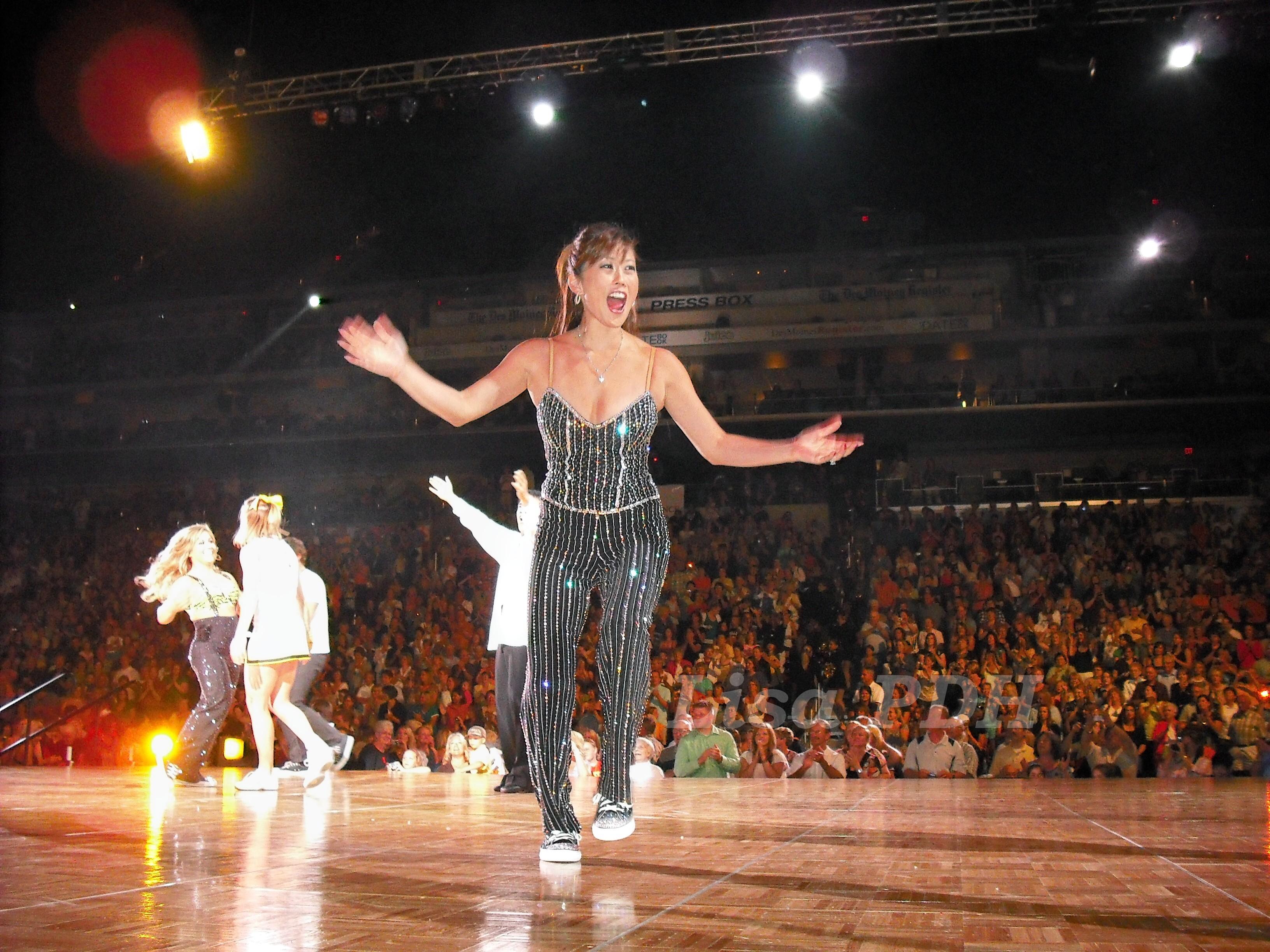 Pure Dancing with the Stars » Kristi Yamaguchi SJF