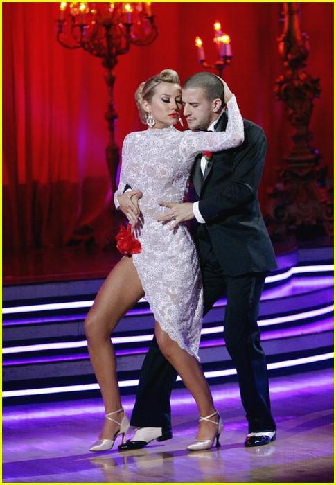 Dancing stars 2011 chelsea mark dating