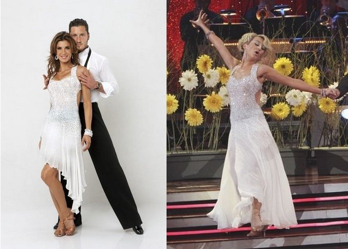Argentine tango dress   Pure Dancing with the Stars