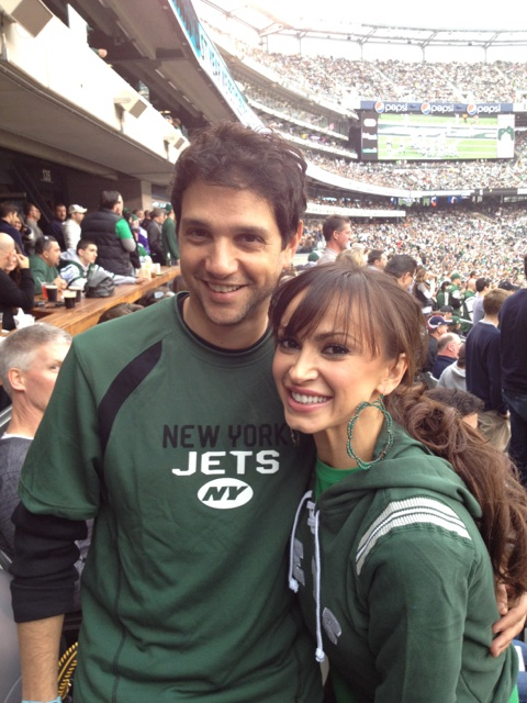 DWTS Karina Smirnoff And Ralph Macchio Reunited Again