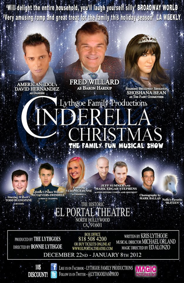 A Cinderella Christmas.Pure Dancing With The Stars A Cinderella Christmas Opens