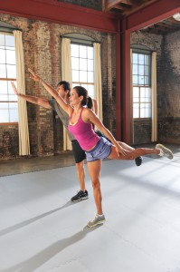 High Quality Stills From DWTS Brooke Burke's Fitness DVDs