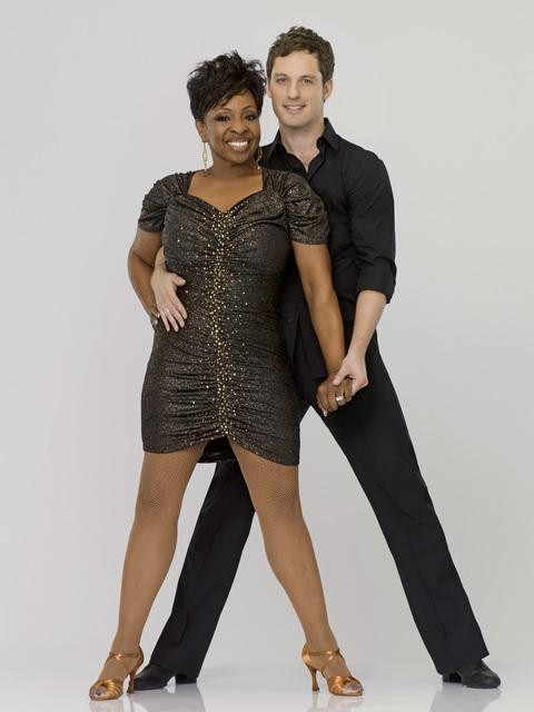 Pure Dancing with the Stars » GLADYS KNIGHT, TRISTAN MACMANUS