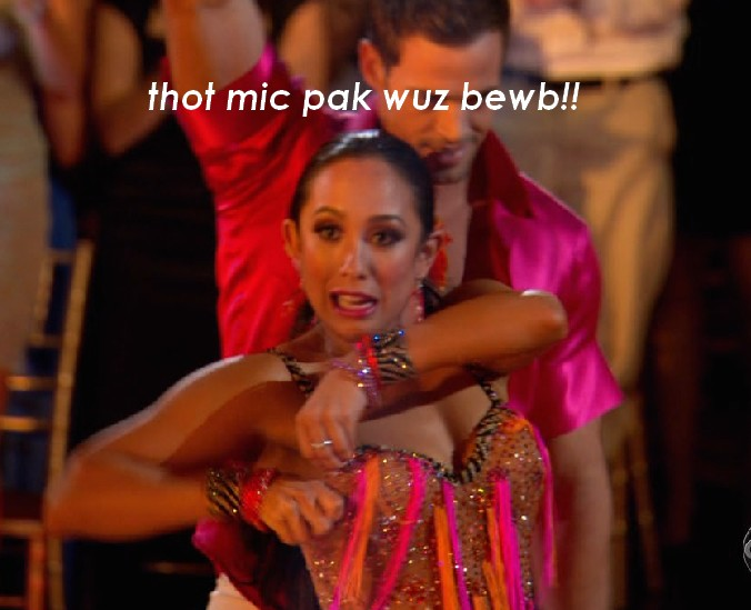 Pure Dancing with the Stars » bewb