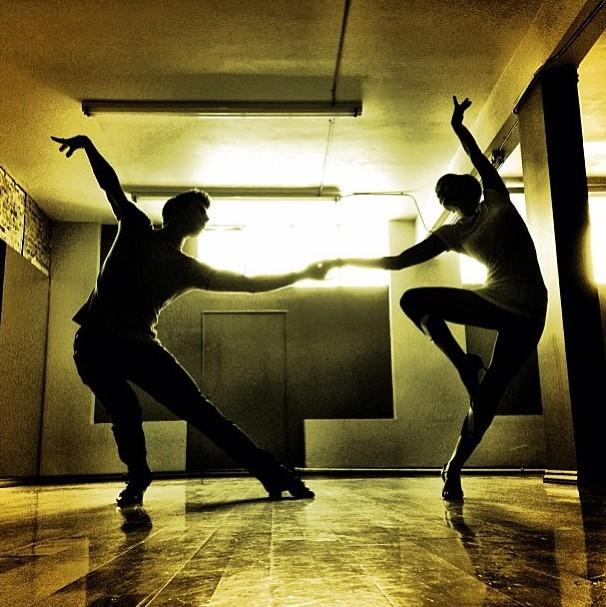 Derek and Kellie Rumba